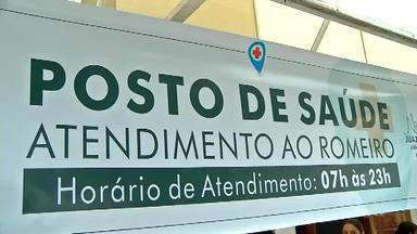 Com romarias, campanha de vacinação contra sarampo é ampliada no Cariri - Saiba mais em g1.com.br/ce