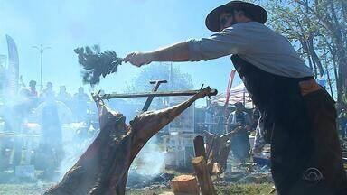 Veja como foi a terceira edição do Festival Internacional do Cordeiro - Competição aconteceu em Riveira, fronteira com o Uruguai.