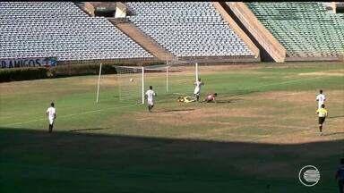 River-PI leva a pior contra o Fluminense pelo sub 17 - River-PI leva a pior contra o Fluminense