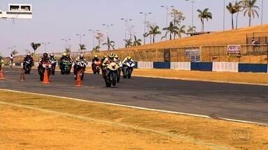 Veja como foi o fim de semana da motovelocidade em Goiânia - Autódromo recebeu provas do Brasileiro e do Goiás Superbike