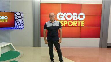 Globo Esporte CG: confira a íntegra do Globo Esporte desta segunda-feira - Marcos Vasconcelos aborda as últimas notícias do esporte na Paraíba