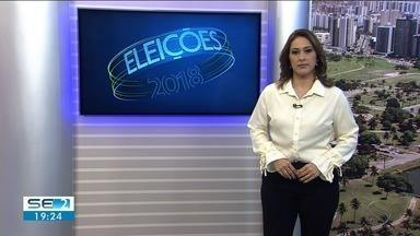 Confira a agenda dos candidatos ao governo de Sergipe nesta segunda-feira (10) - Confira a agenda dos candidatos ao governo de Sergipe nesta segunda-feira (10).