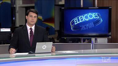 Confira as atividades de campanha de candidatos ao governo nesta segunda (10) - TV Mirante segue as ações dos candidatos ao governo do Maranhão durante o dia.