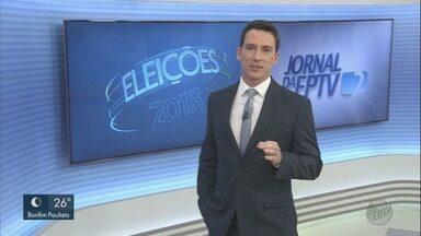 Confira como foi a segunda-feira (10) dos candidatos ao governo de SP - TV Globo acompanha a agenda de compromissos de campanha.