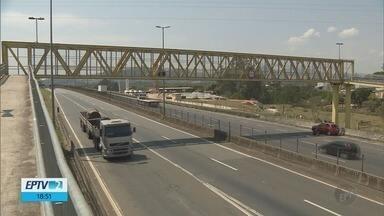 Rodovias federais no Sul de MG registram queda no número de acidentes no feriado - Rodovias federais no Sul de MG registram queda no número de acidentes no feriado