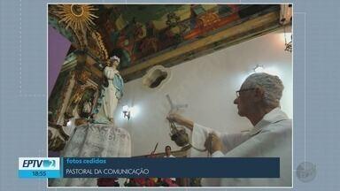 Pároco emérito de Carrancas, monsenhor Jair dos Santos Pinto morre aos 88 anos - Pároco emérito de Carrancas, monsenhor Jair dos Santos Pinto morre aos 88 anos