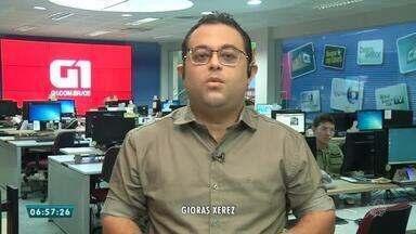 Confira os destaques do G1 Ceará nesta quarta (12), com Gioras Xerez - Saiba mais em g1.com.br/ce