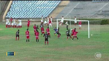 Confira o resultado dos últimos jogos da primeira rodada do Campeonato Piauiense sub-17 - Confira o resultado dos últimos jogos da primeira rodada do Campeonato Piauiense sub-17