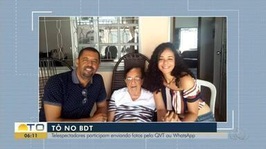 Veja as fotos de telespectadores no #TônoBDT desta quinta-feira (13) - Veja as fotos de telespectadores no #TônoBDT desta quinta-feira (13)