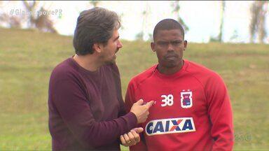 Apesar da dificuldade, Paraná Clube resiste em jogar a toalha - Jogadores do Tricolor sabem que situação é desesperadora, mas se agarram às pequenas chances de escapar do rebaixamento