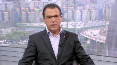 Candidato Luiz Marinho é o entrevistado do SPTV1 nesta quinta-feira - Ele concorre ao cargo de governador de São Paulo.