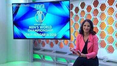 Globo Esporte RS - Bloco 3 - 13/09/2018 - Assista ao vídeo.