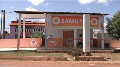 Ambulância do Samu está parada em Peritoró - População reclama que desde que a ambulância apresentou problema o posto do Samu está fechado no município.