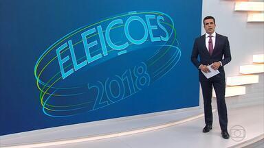 Veja a agenda desta sexta-feira dos candidatos a governador de Minas Gerais - Candidatos têm compromissos de campanha.