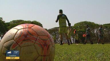 Comercial enfrenta o Francana pela 4ª divisão do Campeonato Paulista - Partida acontece neste domingo (10) no Estádio Palma Travassos em Ribeirão Preto (SP).