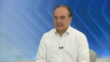 Candidato do PSDB ao Senado, Tripoli é entrevistado pelo Bom Dia Cidade - Concorrente ao Senado pelo estado de São Paulo comenta propostas.