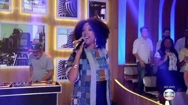 Negra Li canta 'Você Vai Estar Na Minha' - Cantora promete lançar álbum novo em novembro
