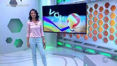 Globo Esporte RS - Bloco 3 - 14/09/2018 - Assista ao vídeo.