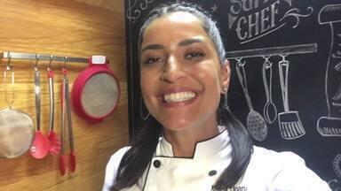 'Na despensa': Dia 20 por Maria Joana - Confira depoimento da atriz sobre sua participação no 'Super Chef Celebridades' e a grande final
