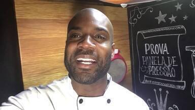 'Na despensa': Dia 20 por Rafael Zulu - Confira depoimento do ator sobre sua participação no 'Super Chef Celebridades'