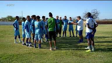 1º de Maio recebe Serrano pela Série A2 do Pernambucano - O jogo acontece às 16 horas no estádio Paulo Coelho