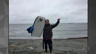 Ataque de tubarão mata brasileiro de 26 anos nos Estados Unidos - O brasileiro foi pego enquanto surfava em Cape Cod, no estado de Massachussets.