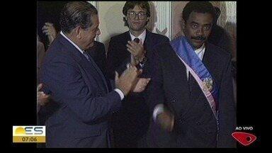 Morre Albuíno Azeredo, ex-governador do Espírito Santo - O ex-governador estava internado no Hospital de Vila Velha há cinco dias.