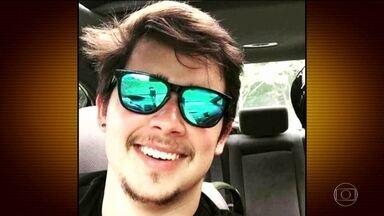 Brasileiro morre após ataque de tubarão nos EUA - Arthur Médici tinha 26 anos e era natural do Espírito Santo, mas estudava em Boston. Ele foi atacado em uma praia do estado de Massachussetts.