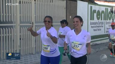 Jacobina recebe etapa do circuito Sesc de Corrida e Caminhada - Evento tem apoio do JM e já passou por outras cidades baianas.