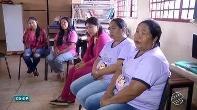 Projeto ajuda a melhorar vida de jovens indígenas em MS - O projeto é desenvolvido na reserva de Dourados.