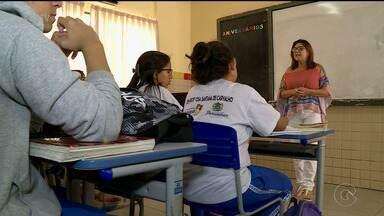 Número de casos de evasão escolar têm diminuído no Sertão de Pernambuco - Os índices de evasão são relativamente baixos, mas ainda preocupam.