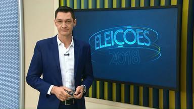 Candidatos ao governo do Paraná cumprem agenda de campanha na região oeste - Eleitores vão escolher candidato no dia sete de outubro.