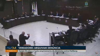 Vereadores de Cascavel arquivam CPI que investigava denúncia contra Fernando Halberg - Denúncia de improbidade administrativa também foi rejeita pela própria Comissão de Inquérito Parlamentar.
