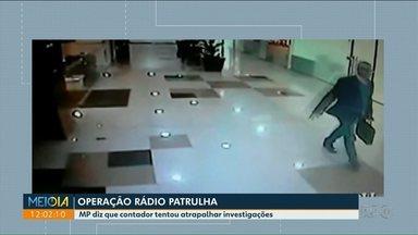 Testemunha diz que contador de Richa tentou atrapalhar investigações - O contador também foi preso durante a operação que levou o ex-governador para a cadeia na semana passada.