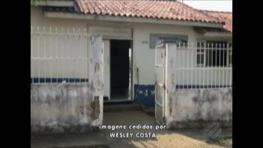 Quatro presos fugiram da delegacia de Ourilândia - Segundo as informações, os policiais não perceberam a ação dos bandidos