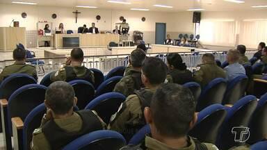 Justiça eleitoral, MP e policiais abordam normas de fiscalizações nas Eleições 2018 - As Eleições deste ano serão no dia 7 de outubro. Uma reunião foi realizada nesta segunda-feira (17) para tratar sobre as articulações dos órgãos.