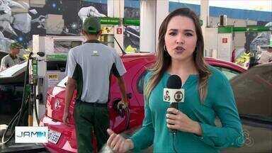 Gasolina pode passar de R$ 5,10 nos próximos dias - Procon vai pedir abertura de inquérito para apurar suspeita de criação de cartel entre postos de Manaus.