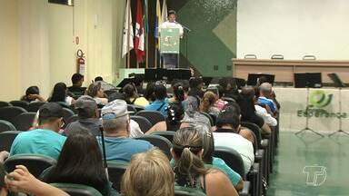 Programação da semana do cego e pessoa com baixa visão seguirá até 23 de setembro - Programação é realizada pela Associação dos Deficientes Visuais do Baixo e Médio Amazonas.