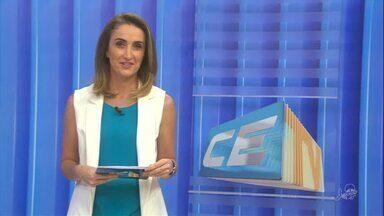 Confira a agenda dos candidatos ao governo do Ceará nesta terça (18) - Saiba mais em g1.com.br/ce