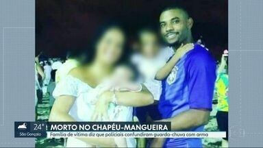 Um dia depois da morte no Chapéu Mangueira, mais seis pessoas são baleadas no Rio - Um policial militar ficou ferido em tiroteio no Complexo do Lins, e 5 pessoas foram atingidas no Fallet, em Santa Teresa