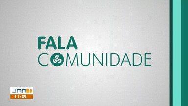 Fala Comunidade: buracos em ruas atrapalha moradores do bairro Operário em Boa Vista - Além dos buracos, a sujeira e alagamentos em períodos chuvosos prejudicam os moradores.