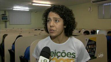 TRE amplia serviço de tira-dúvidas para eleitor - Saiba mais em g1.com.br/ce