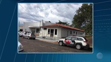 Secretaria de Saúde interrompe atendimentos por causa de furto - Órgão público foi alvo de crime em Osvaldo Cruz.