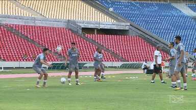 Marcinho define o Sampaio para confronto contra o Avaí - Técnico conta com o retorno de titulares, mas tem baixas no gol e no ataque
