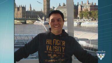 Justiça condenou acusado de matar dentista Pedro Garcia Fernandes Neto - Ele foi condenado a 22 anos de prisão.