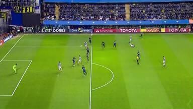 Esporte: Cruzeiro perde para o Boca na Libertadores - Atlético se prepara para duelo pelo Campeonato Brasileiro; veja que o Valadares empatou mais uma na Segundona do Mineiro