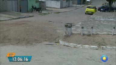 Esgoto no bairro de Mandacaru, em João Pessoa, foi resolvido - Telespectadores reclamaram, o JPB mostrou o problema e a Cagepa resolveu.