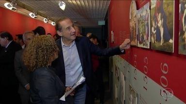 Paulo Skaf (MDB) faz campanha na capital - Paulo Skaf, candidato ao governo de SP pelo MDB, deu entrevistas e visitou um centro de inovação e empreendedorismo na Zona Oeste.