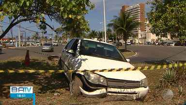 Polícia Militar afasta agentes envolvidos na morte de economista em Salvador - O caso aconteceu na noite de quarta-feira (20), no bairro de Jardim Armação.