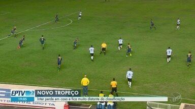 Inter de Limeira perde em casa e complica classificação para próxima fase da Copa Paulista - Time foi derrotado por 1 a 0 pelo RB Brasil.
